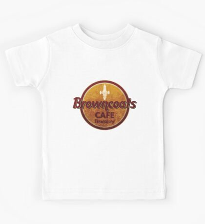 BROWNCOATS CAFE Kids Tee