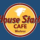 HOUSE STARK CAFE by karmadesigner