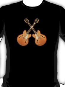 Double Gibson ES 335 Goldtop T-Shirt