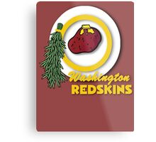 Potato Redskins Metal Print