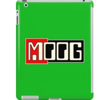 Moog  Synth WBR  iPad Case/Skin
