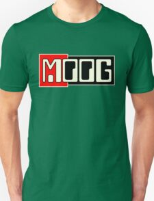 Moog  Synth WBR  Unisex T-Shirt