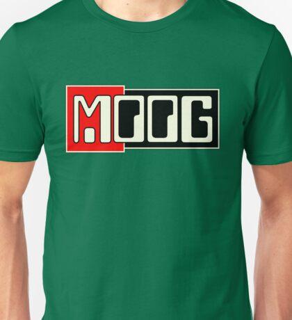 Moog  Synth WBR  Unisex T-Shirt