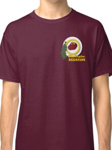 Pocket Version Tee Potato Redskins Classic T-Shirt