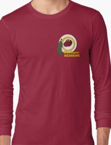 Pocket Version Tee Potato Redskins Long Sleeve T-Shirt