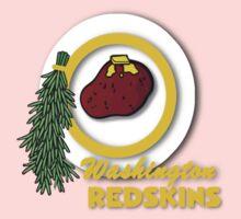 Potato Redskins Kids Tee