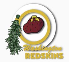 Potato Redskins Kids Tee