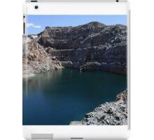 Iron Stirrup, WA iPad Case/Skin