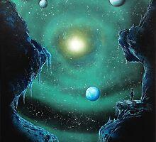 Star Watcher by MarkusFussell