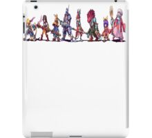 Final Fantasy 9 Characters iPad Case/Skin