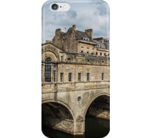Bath's Pulteney Bridge #2 iPhone Case/Skin
