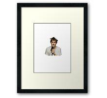 Bo Burnham Framed Print