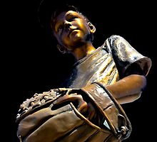 Baseball Player by MarcVDS