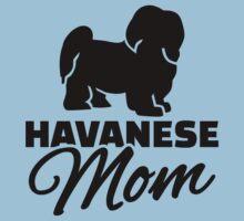 Havanese Mom Kids Tee