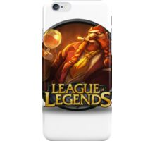 Gragas Collection iPhone Case/Skin