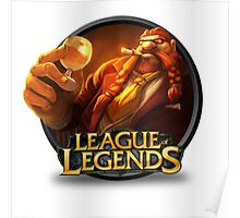 Gragas Collection Poster