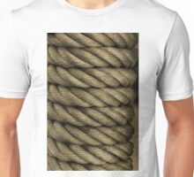 Rope on a pole Unisex T-Shirt