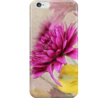 Fresh Flowers iPhone Case/Skin