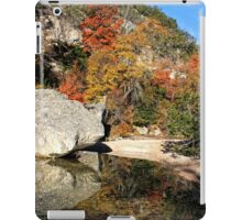 Lost Maples Reflection iPad Case/Skin