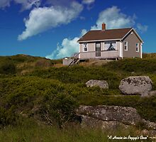 A House in Peggy's Cove by kenmo