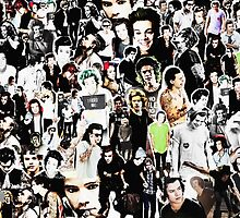 Punk Harry Style Collage by punkdedits