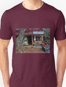 Luckenbach TX Unisex T-Shirt