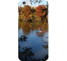 Kayaking on the Colorado River iPhone Case/Skin