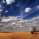Big sky by Steve Chapple