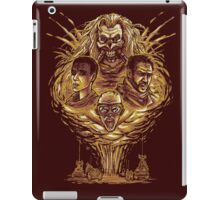 Mad Fury iPad Case/Skin