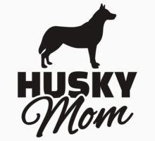 Husky Mom Kids Clothes