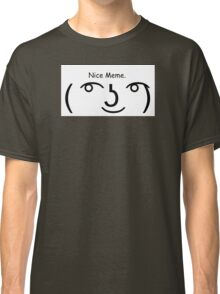 Nice Meme Classic T-Shirt