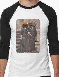 A match (luggage) Men's Baseball ¾ T-Shirt