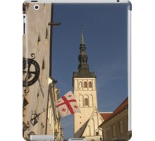 St Olaf's Church Tallinn iPad Case/Skin