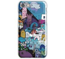My Elephant Has A Room iPhone Case/Skin
