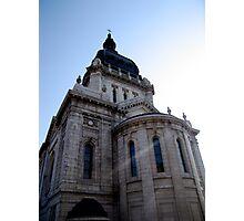 Basilica of Saint Mary Photographic Print
