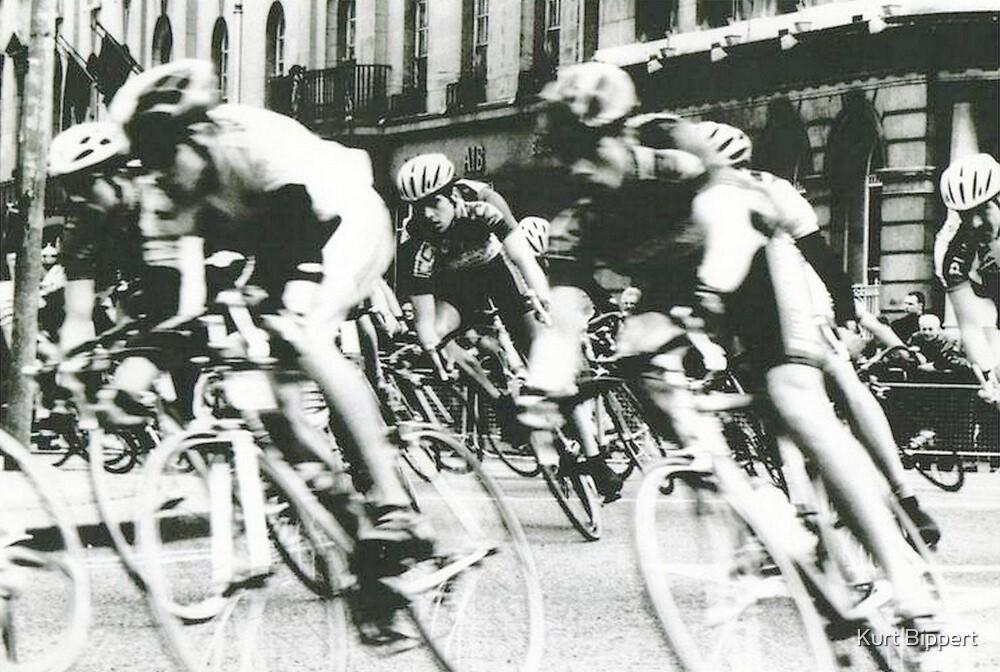 A Close Race by Kurt Bippert