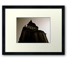 Basilica of Saint Mary Framed Print