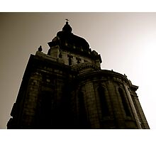 Basilica of Saint Mary Photographic Print