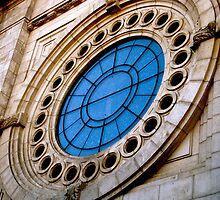 Window to Heaven by Trenton Purdy