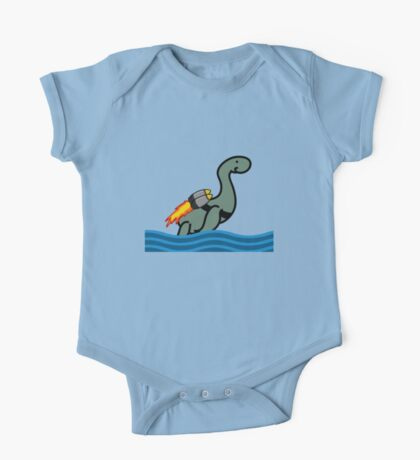 Rocket Nessie One Piece - Short Sleeve