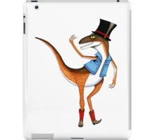 Thrift Store Dinosaur  iPad Case/Skin