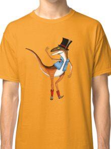 Thrift Store Dinosaur  Classic T-Shirt