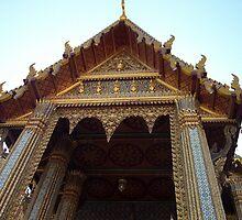 Golden Temple by JenniferC