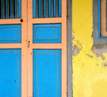 Colors on Doors & Windows, v.1 by NawfalNur