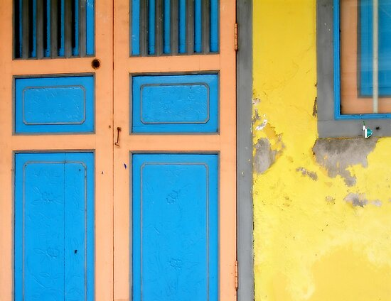 Colors on Doors &amp; Windows, v.1 by NawfalNur