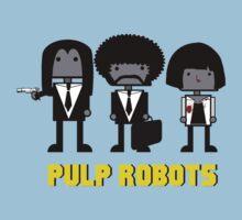 Pulp Robots Baby Tee