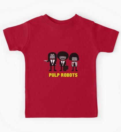 Pulp Robots Kids Tee