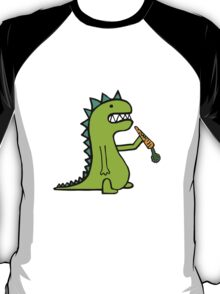 Hungry Dinosaur T-Shirt