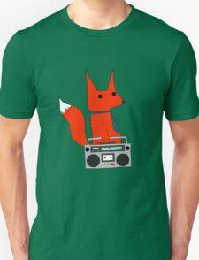 music fox Unisex T-Shirt