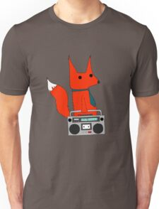 music fox Unisex T-Shirt